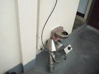 兵庫県尼崎市 賃貸ハイツ セミ釜撤去及びノーリツガス給湯器、シャワー水栓新設工事