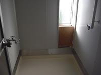神戸市東灘区 公団住宅 ノーリツ ガス給湯器の新設(取付け)工事