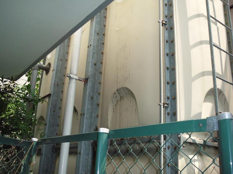 兵庫県 伊丹市 マンション 貯水槽清掃
