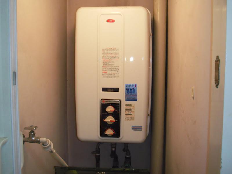 西宮市 分譲マンション ノーリツ 屋内設置 強制給排気型 取替 交換 工事