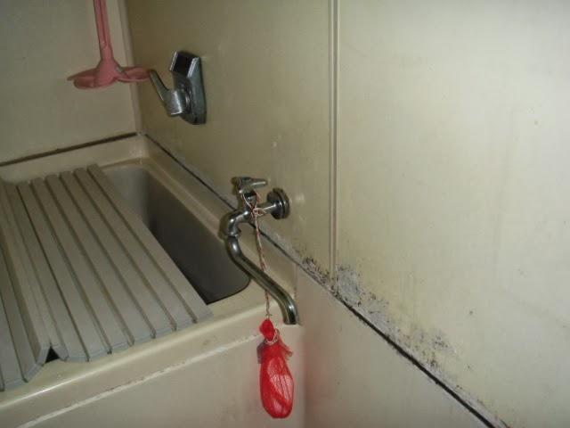 兵庫県 尼崎市 マンション 16号 ガス給湯器 2ハンドル シャワー水栓 新設工事 施工