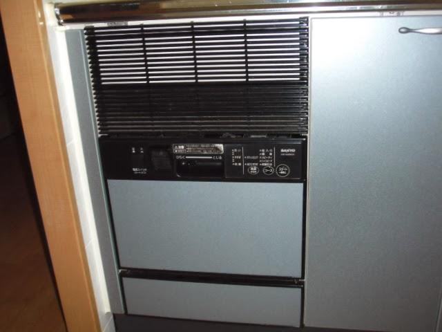兵庫県 神戸市 東灘区 マンション リンナイ 食器洗乾燥機 取替交換工事 施工