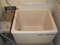 兵庫県 明石市 市営住宅 ハウステック 16号 壁ピタ パックイン フルオート 浴槽 取替交換工事 施工