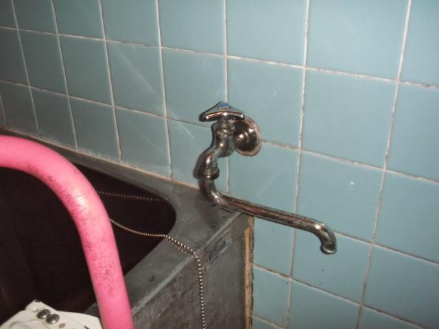 兵庫県 宝塚市 ハイツ 16号 ノーリツ ガス給湯器 シャワー水栓 新設工事 施工