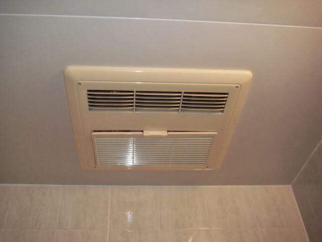 兵庫県 伊丹市 マンション リンナイ 浴室暖房乾燥機 天井埋込型 取替交換工事施工