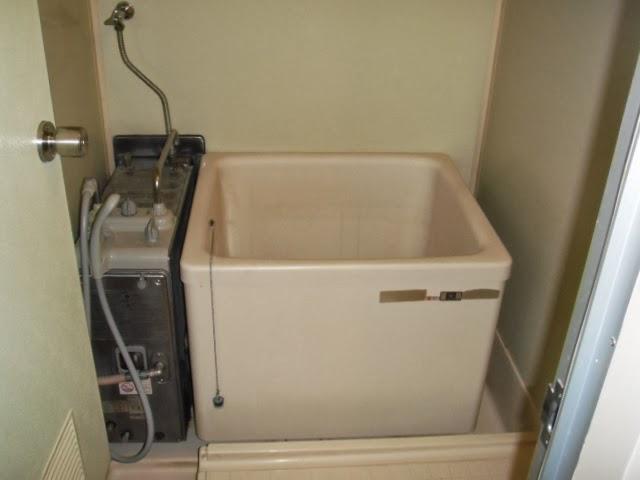 兵庫県 尼崎市 県営住宅 ハウステック カベピタ パックイン 16号 フルオートタイプ 1200サイズ 浴槽 取替交換工事 施工