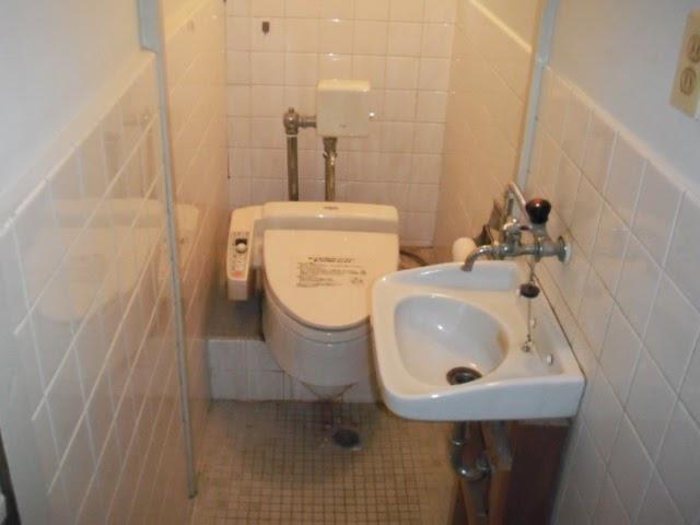 兵庫県 尼崎市 マンション 和式トイレ から 洋式トイレへ リフォーム工事