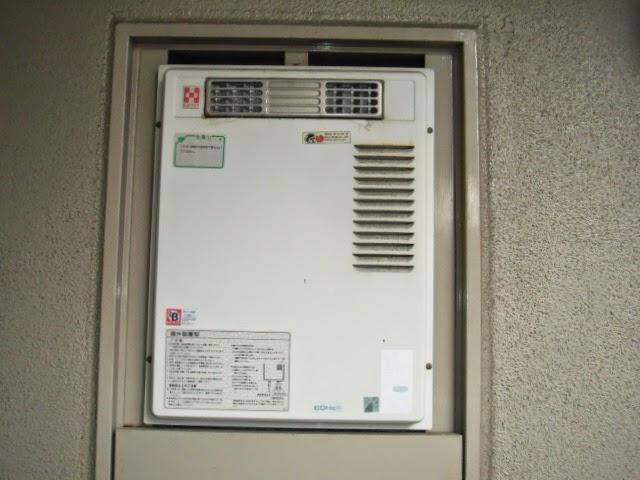 兵庫県 伊丹市 マンション ノーリツ 16号 ガス給湯器 PS標準設置型 取替交換工事 施工