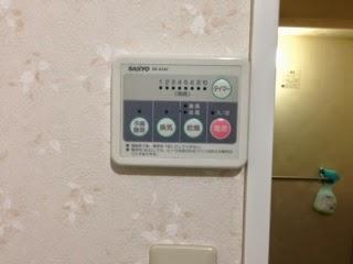 大阪府 和泉市 マンション パナソニック 浴室暖房乾燥機 取替交換工事 施工