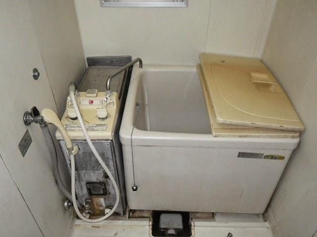 兵庫県 川西市 戸建て住宅 ノーリツ ガス風呂釜 シャワー付きバランス釜 取替交換工事施工