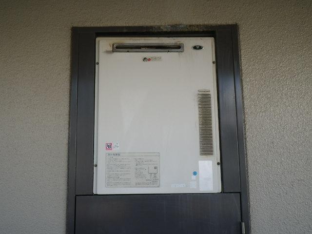 兵庫県 神戸市 東灘区 御影 マンション ノーリツ 16号 ガス給湯器 PS標準設置 取替交換工事施工