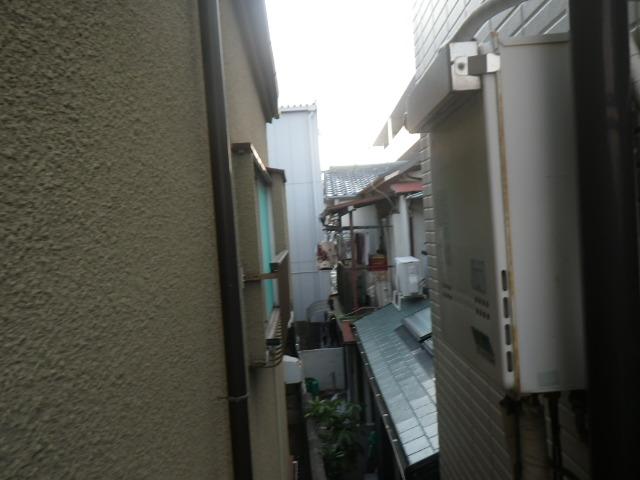 尼崎市下坂部 戸建住宅 リンナイ エコジョーズ 温水暖房付ふろ給湯器 取替交換工事施工 ノーリツGT-2410SAWXと暖ライフ135-9020 から RVD-E2405SAW2-1