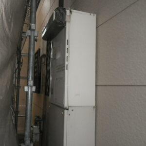 神戸市東灘区森北町 戸建住宅 リンナイ24号エコジョーズ暖房用熱源機 取替交換工事施工 大阪ガス135-1204 GTH-2417AWXD-L から RUFH-E2406AW2-1